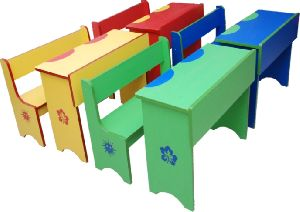 School Desks And Benches