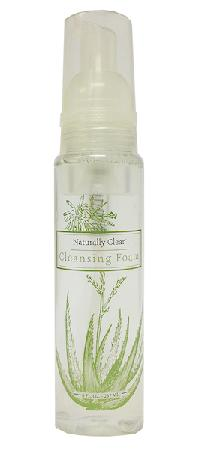 Naturally Clear Cleansing Foam