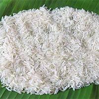 Sharbati Raw White Basmati Rice