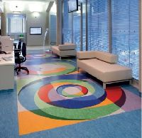 Static Control Vinyl Floors
