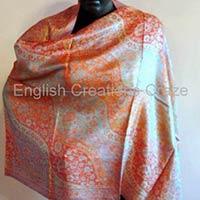 Pure Silk Jamavar Shawls