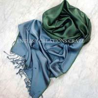 Silk Reversible Shawls