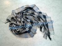 Wool-lycra Stoles