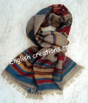 Wool Merino Melange STOLES