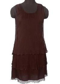 Georgette Ladies Dress