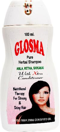 Glosma Pure Herbal Shampoo