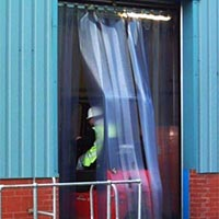 Strips Door Curtains