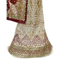 Embroidered Lehenga Choli-01