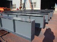 welded h beam