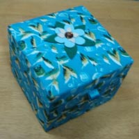 Fabric Jewellery Boxes