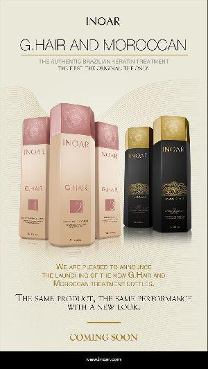 Inoar G-Hair Premium Brazilian Keratin