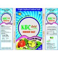 Kbc Gold Salt