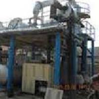 Mobil Oil Refinery Plant