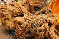 coconut fiber ropes