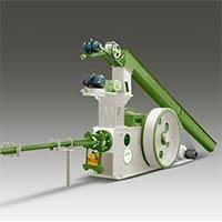 Biomass Wood Briquetting Machine