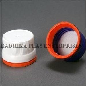 Plastic 28mm Pilfer Proof Caps
