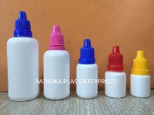 Plastic Dropper Bottle