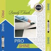 Pro Shine Tile Adhesive