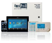 Omni Pro Ii Security Control System
