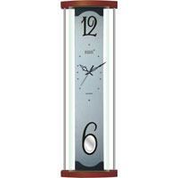 Glass Pendulum Wall Clocks