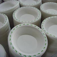 Biodegradable Cups, Plates