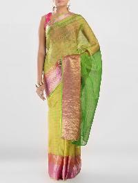 Designer Prints Dyed Sarees