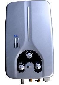 Silverline Gas Geyser