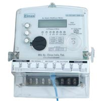 Prepaid Energy Meter With Cru Unit