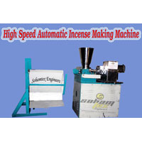 300 Stick Automatic Incense Agarbati Making Machine