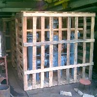 Rubber Wood Crates