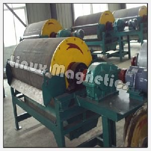 Wet Drum Magnetic Separation