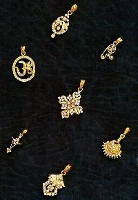 Diamond Studded Pendants