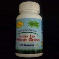 Organic Wheatgrass - Jawara capsules