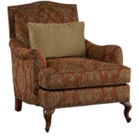 1 Seater Wooden Sofa