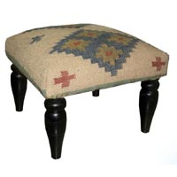 Wooden Square Stool