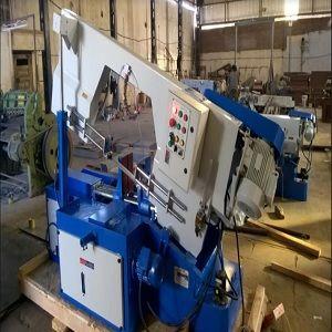 Metal Cutting Horizontal Hineged Type Bandsaw Machine