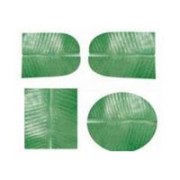 Green Paper Leaf