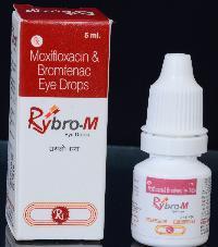 Bromfenac +moxifloxacin
