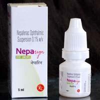 Nepafenac Eye Drops