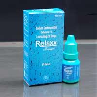 Relaxx Liquigel Eye Drops