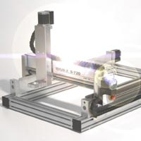 Cnc Milling And Routing Machine (high Z-s Series)