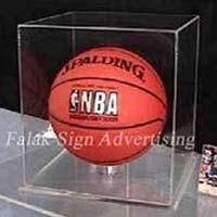 Acrylic Basketball Display Stand