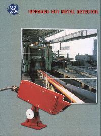 Infrared Hot Metal Detector