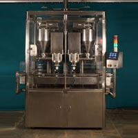 Automatic Four Head Powder Filling Machine