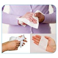 Disposable Skin Towel