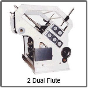 Dual Flute High Speed Paper Corrugation Board Making Machine