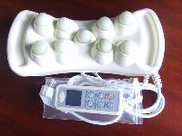 9 Ball Jade Thermal Massager Lcd Vibrate