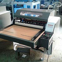 Half Sticker Cutting Machine, Creasing Machine, Perforating Machine