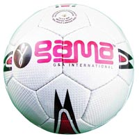 Soccer Ball Carbonium-mettalic, 4 Ply, 32 Panel Glossy, Size 5