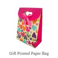 Printed Paper Bags